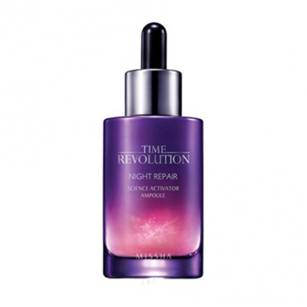 Time Revolution Night Repair Science Activator Borabit Ampoule