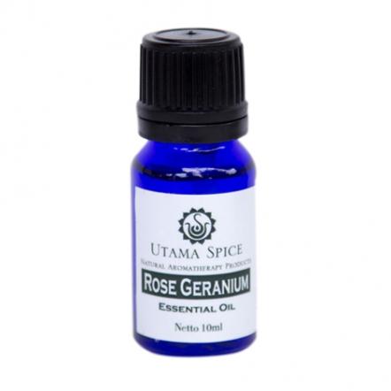 Utama Spice Essential Oils Rose Geranium 10 ml