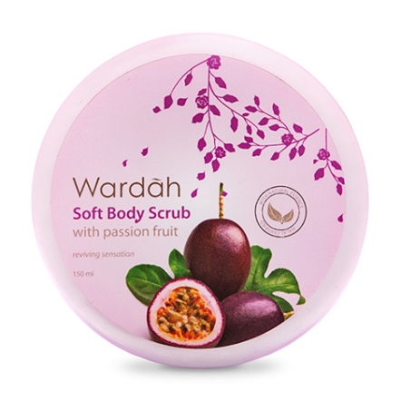Soft Scrub Passion Fruit 150 ml