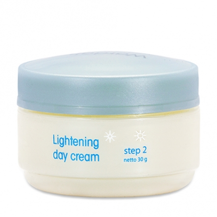 Wardah Lightening Day Cream Step 2