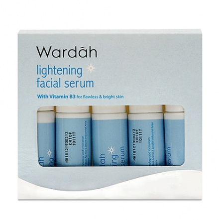 Lightening Facial Serum 5x5 ml