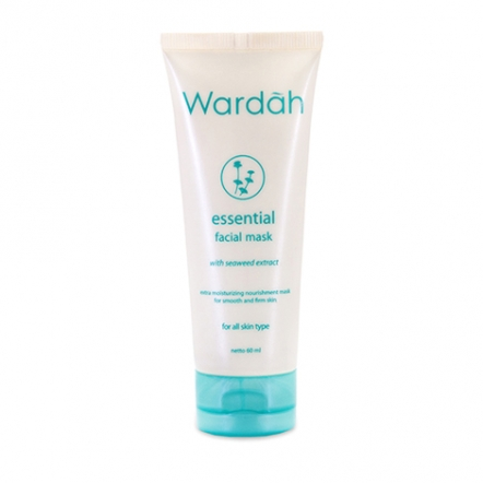 Wardah Essential Face Mask 60 ml