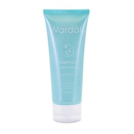 Wardah Essential Peeling Cream 60 ml