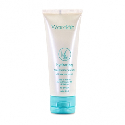 Wardah Hydrating Moisturizer Cream 40 ml