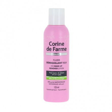 Corine de Farme Eye Make Up Remover Lotion