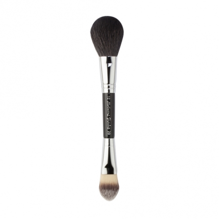 Masami Shouko Professional 12/20 Blush Brush/Foundation Brush Silver