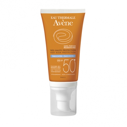 Avene Emulsion SPF 50 + 50ml