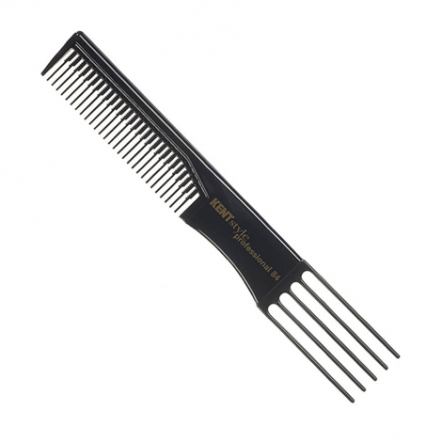 Kent SPC84 - 190mm 5 Prong Styling & Lifting Comb