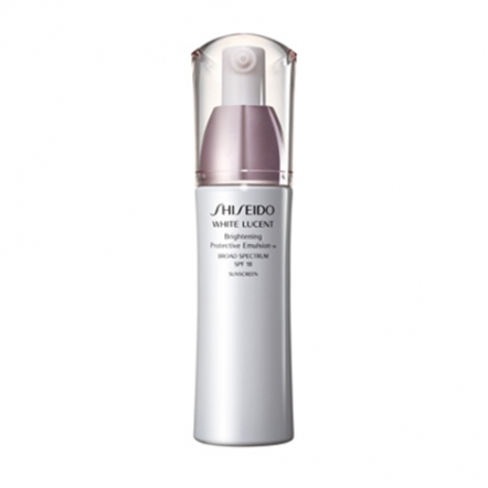 White Lucent Brightening Protective Emulsion w