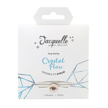 New Invisible Fit Eyelid - Crystal Flow