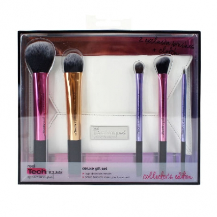 Real Techniques Deluxe Gift Set Limited Edition - 1439