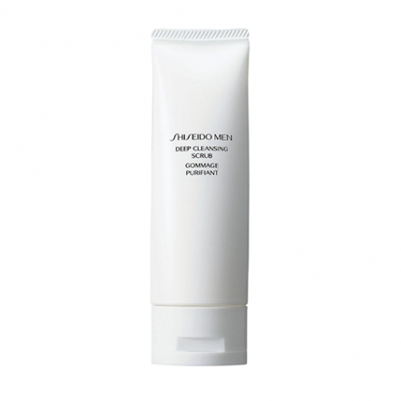 Men Deep Cleansing Scrub