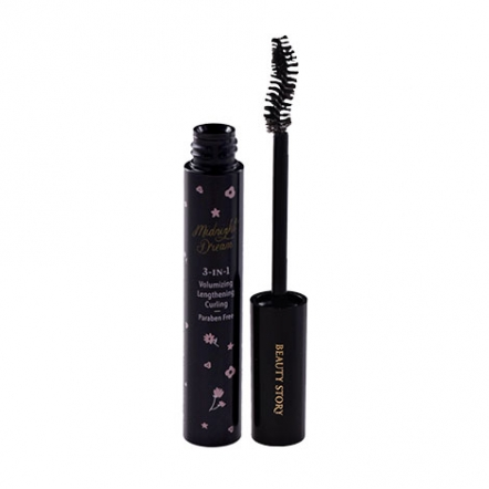 Beauty Story Mascara Midnight Dream Black