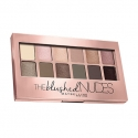 The Blushed Nudes Eyeshadow Palette - Pink