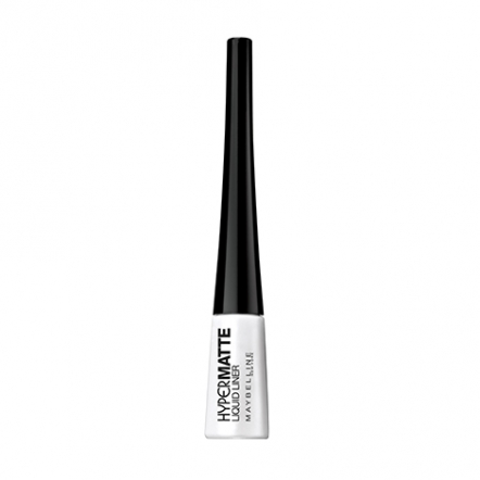 Review Maybelline Eye Liner Hyper Matte - Hitam | SOCO by