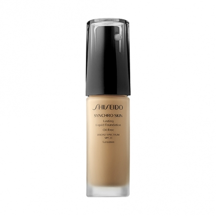 Shiseido Lasting Foundation - 30ml
