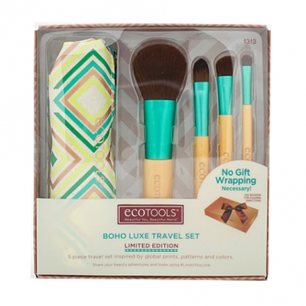 Ecotools 1313 Boho Luxe Travel Set