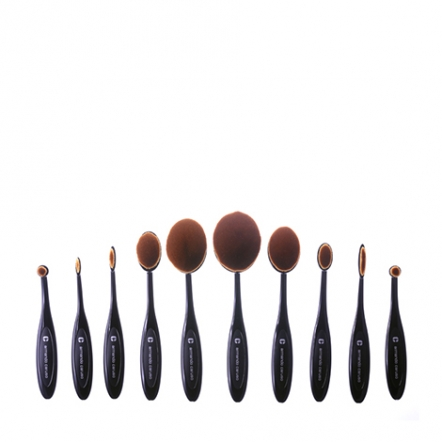 840 Multi Purpose makeup Brush Set 10P