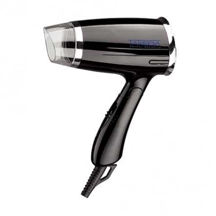 Hair Dryer Compact 350W Black TKD-3072CB