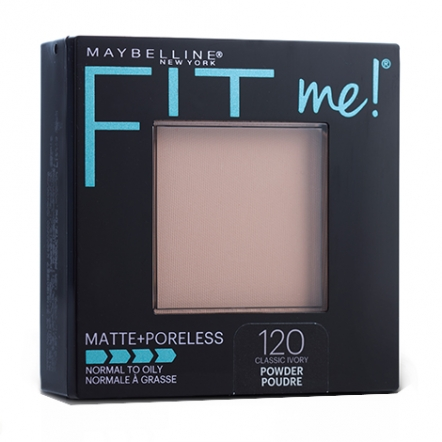 Maybelline FitMe Matte Poreless Powder
