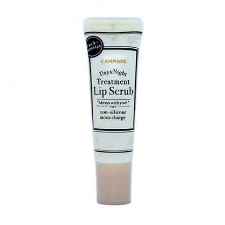 Canmake Day & Night Treatment Lip Scrub 10g