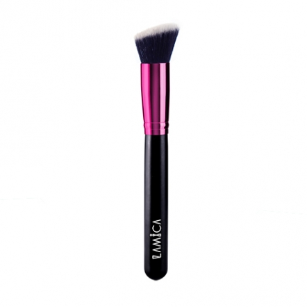 122 Angled Flat Foundation Brush