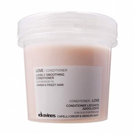 Davines Italy Love Smoothing Conditioner for Harsh & Frizzy Hair - 250ml