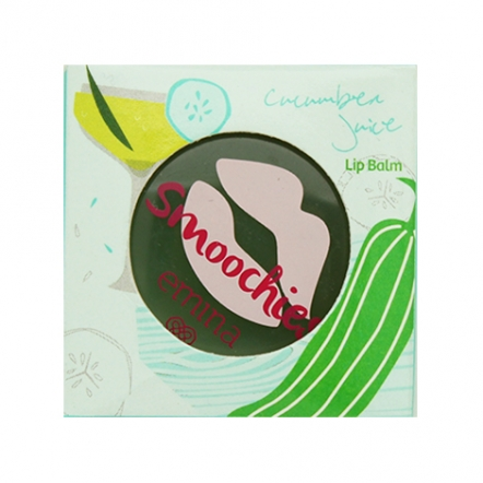 Smoochies Lipbalm Cucumber Juice