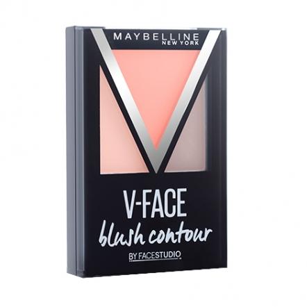 V Face Blush Contour