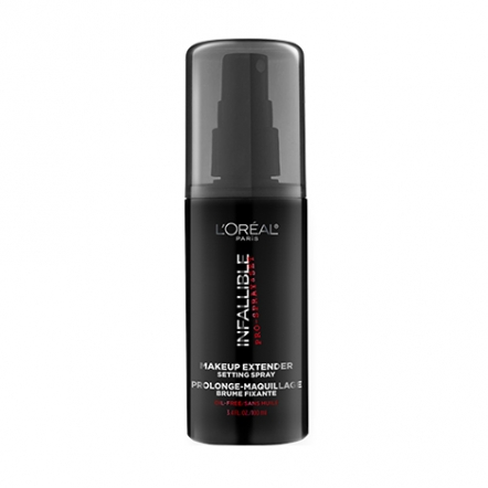 Infallible Pro Spray & Set Makeup Extender Setting Spray