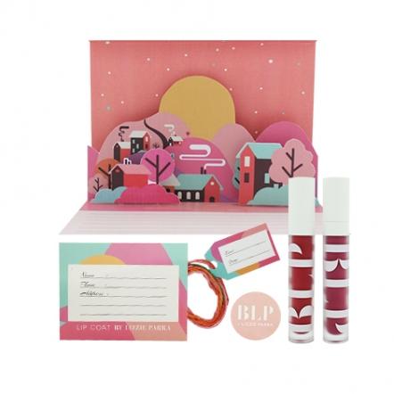 Holiday Lip Bundle B (Candy Apple & Beet Me)