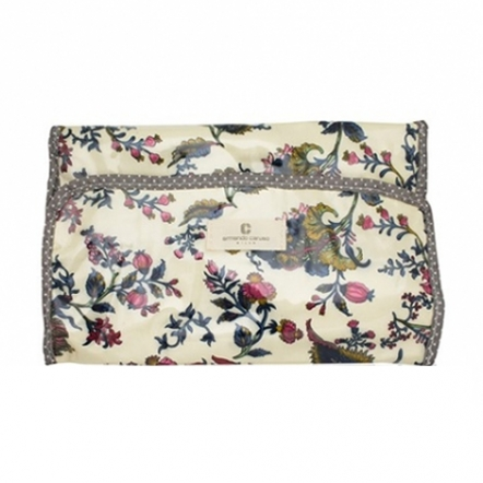 Oralee Travel Toiletries Bag - Beige
