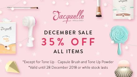 Jacquelle December Sale