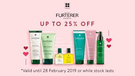 Rene Furtere February Promo