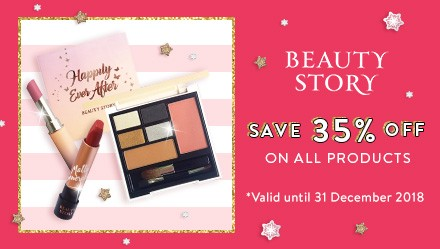 Beauty Story Discount 35%