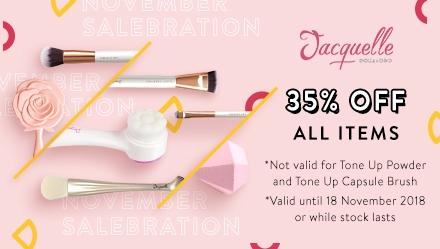 Jacquelle November Salebration