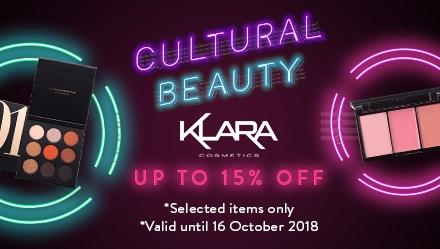 Cultural Beauty Klara
