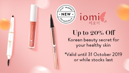 mini-Iomi Brand Launching-launch & disc-191019/191019
