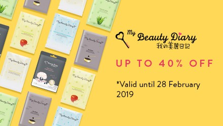 My Beauty Diary Payday Super Deal