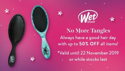 mini-Wet Brush November Promo-disc-211119/211119