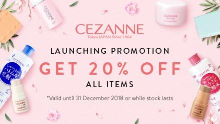 Cezanne Launching