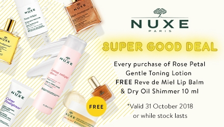 Nuxe Super Good Deal