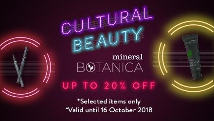 Cultural Beauty Mineral Botanica