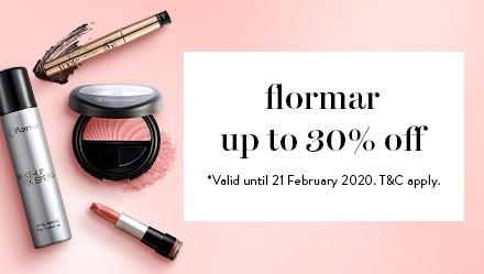 mini-Flormar Feb Special Deals-disc-180220/180220