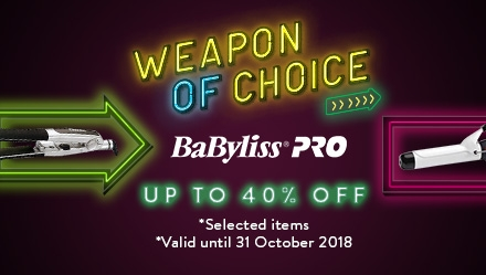 BABYLISS PRO DISCOUNT OCT