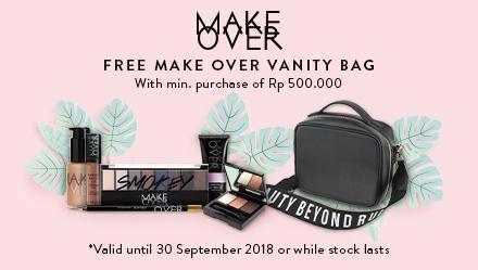 Make Over Vanity Bag