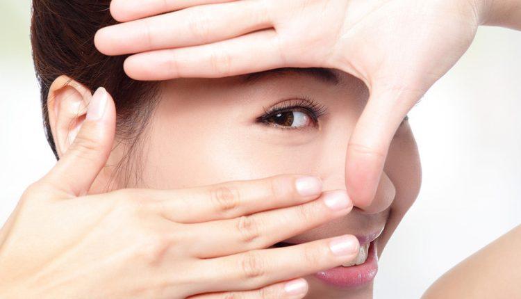 Bài tập cho mắt của những cô nàng cận thị