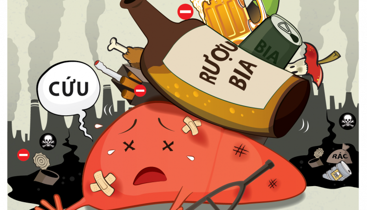 Người xơ gan nên ăn uống như thế nào ?