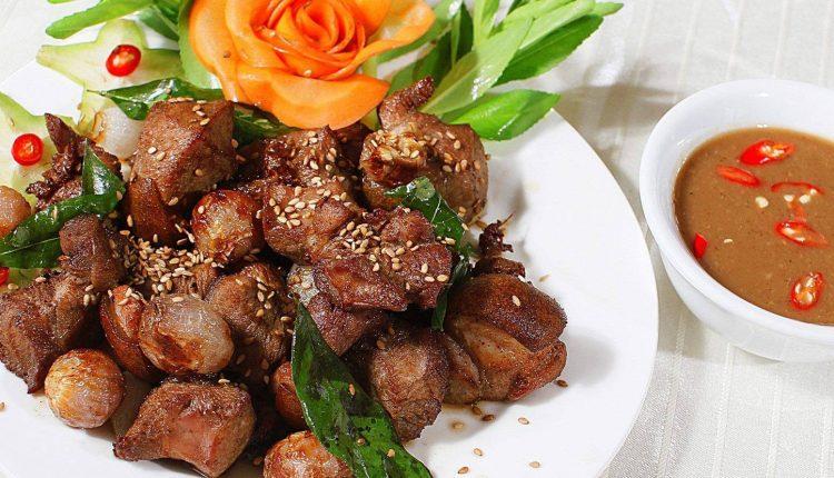 Thịt dê – Bài thuốc chữa yếu sinh lý