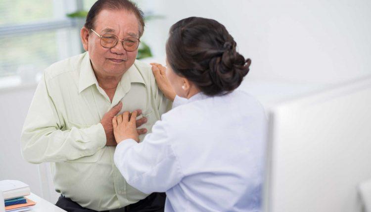 Đau ở ngực – Không chỉ mỗi bệnh tim